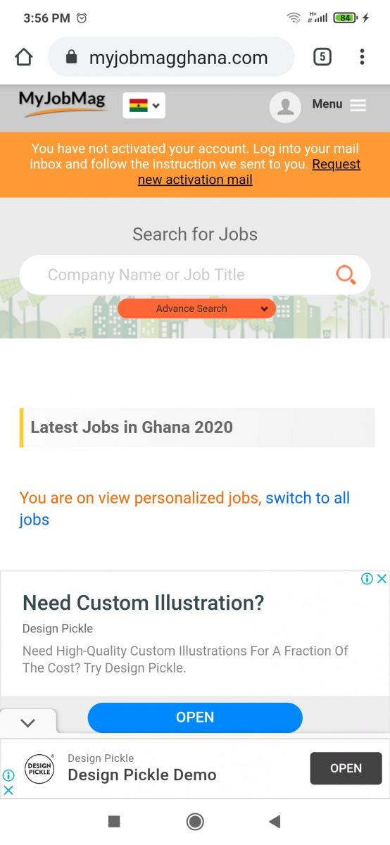 View Personalized Jobs