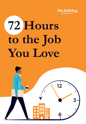 72 Hours to The Job You Love