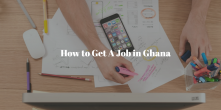How to Find A Job in Ghana