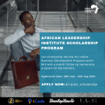 ALI Business Development Scholarship Program