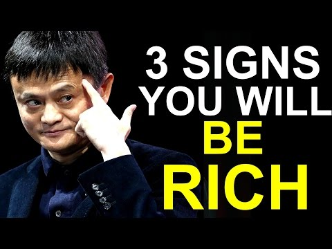 3 Signs That You Will Become Rich One Day