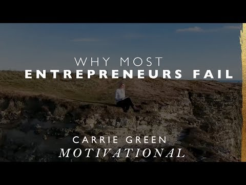 Why Most Entrepreneurs Fail